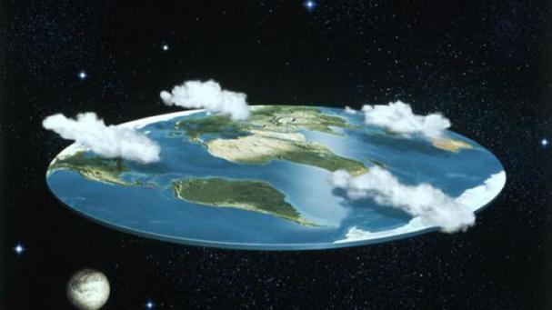 Resultado de imagem para terraplanismo